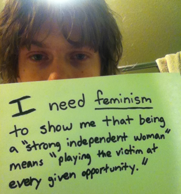 anti feminism essays For as joyner put it in her aforementioned article: embodying an antithetical persona to the anti-feminist doctrines widely espoused in chaucer's era and thus in challenging the anti-feminism of the other pilgrims… because the wife of bath acts as interpreter to texts of her era, just as chaucer often modified preexisting tales to.
