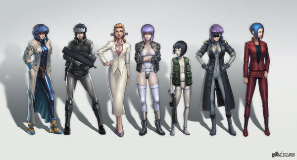 Philosophy of Ghost in the Shell  Wikipedia