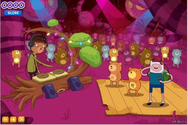 Adventure time card game free online