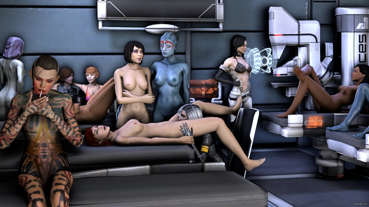 Wallpaper nude picture of mass effect hentia videos