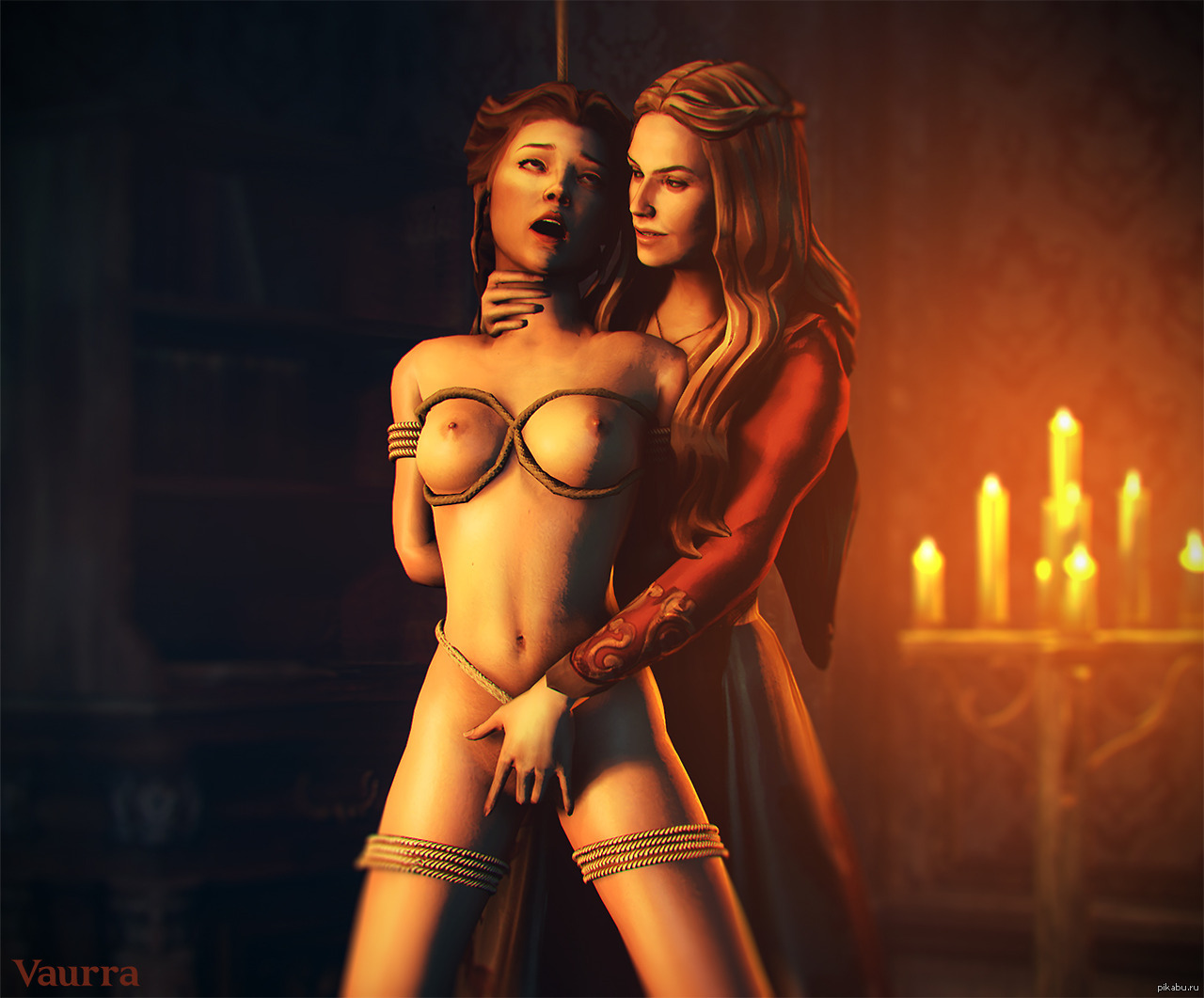 Game of thrones rule 34 hentai porncraft lesbian pussy