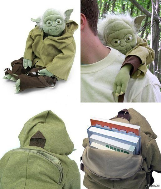 Рюкзак йода фото рюкзак universal soldier
