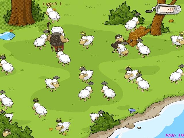баран ебёт овец игра