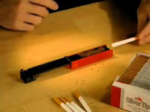 Сигареты самому сделать купить купить дешевые жидкости для электронных сигарет