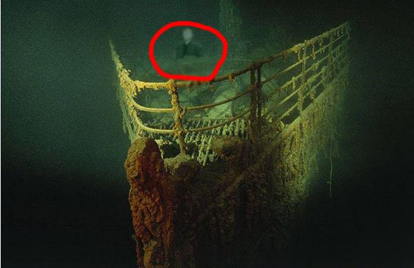 подводные снимки титаника фото