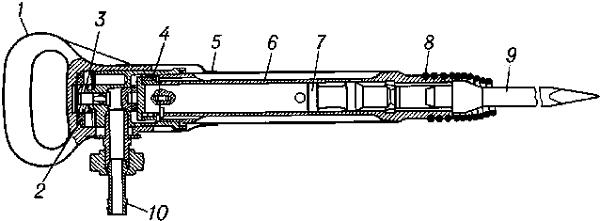Звуковая схема молоток