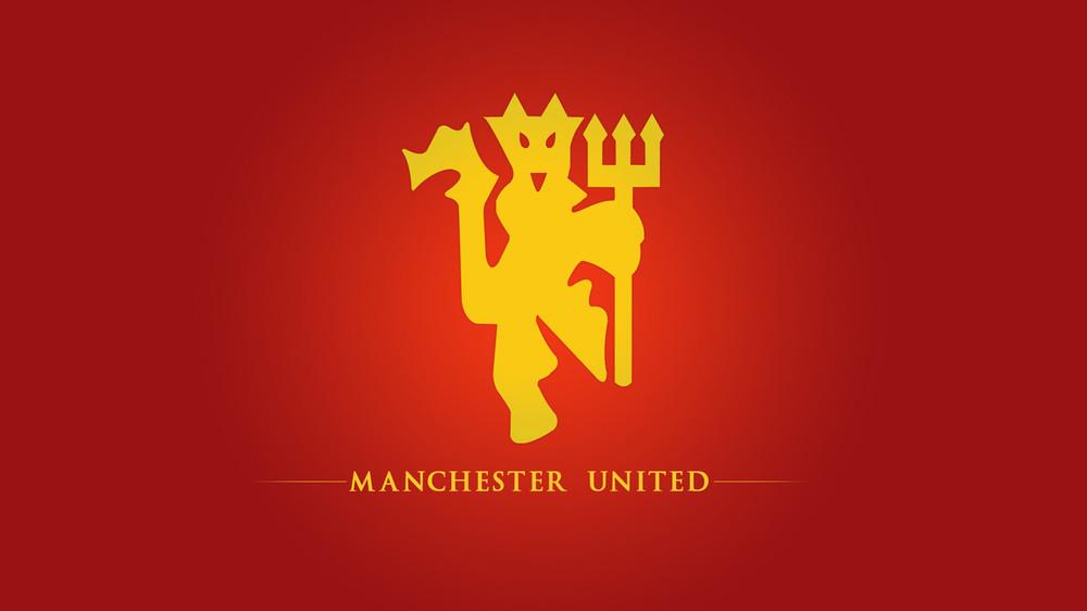 Логотип дьявола манчестер юнайтед