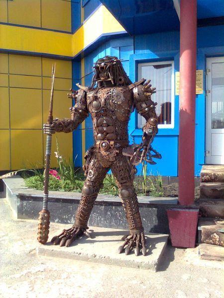 Картинки по запросу якутск чужой и хищник