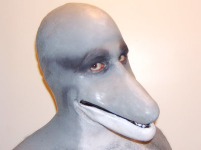 Дельфин с хуем