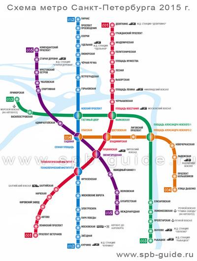 Схема метро 2020 мкжд