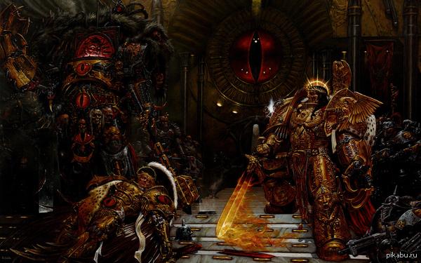 "Ересь Гора Мужчина может заплакать только в момент краха всех надежд человечества.    ( В ответ на <a href=""http://pikabu.ru/story/prikaz_66_2122618"">http://pikabu.ru/story/_2122618</a> )"