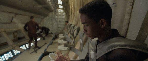 Как латать дыры в космическом корабле из фильма After Earth