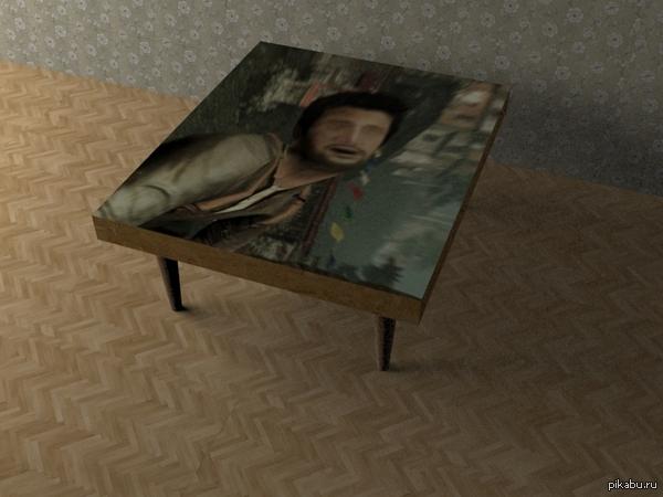 Графона геймерам, на ночь столик с графоном