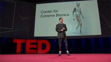 Слава роботам! http://globalnews.ca/news/1220826/boston-marathon-bombing-survivor-dances-with-bionic-leg-at-ted-talks-vancouver/