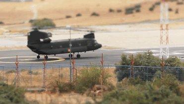 Авиабаза в Испании