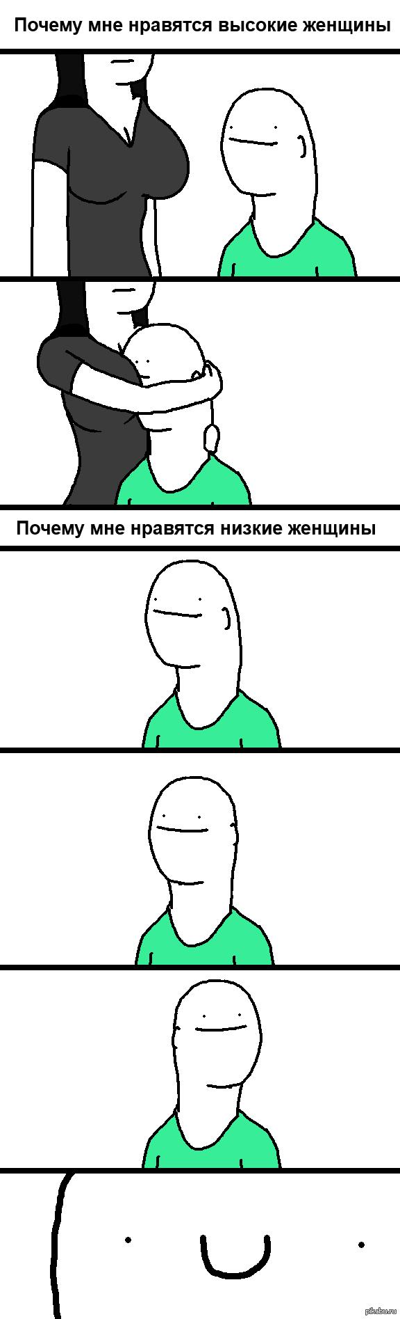 Почему мне нравятся женщины? ))) клубничка вроде не нужна?