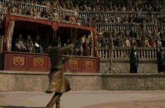 Игра престолов принц Оберин Эмоции при просмотре битвы