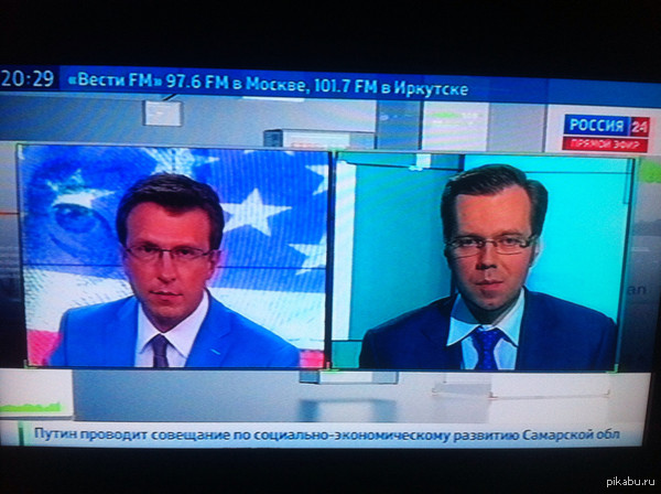 Двое из ларца) Россия 24 мне одной показалось, или они действительно очень похожи?)