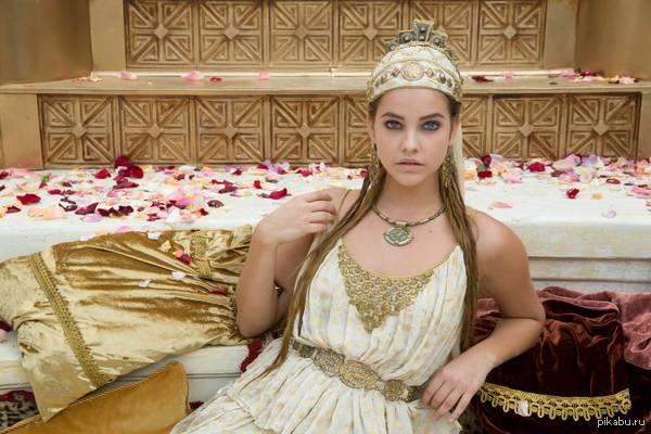 Девушка из нового фильма про Геркулеса. Зовут BarbaraPalvin, венгерка.