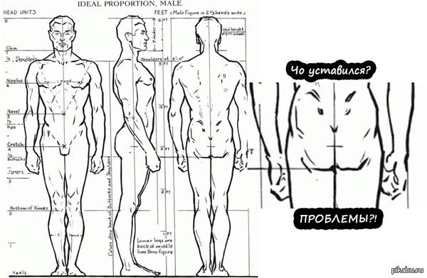 "Кажется, эта задница может сама за себя постоять... К посту <a href=""http://pikabu.ru/story/muzhskaya_privlekatelnost_chast_1_quotvneshniy_vidquot_2580253"">http://pikabu.ru/story/_2580253</a>"
