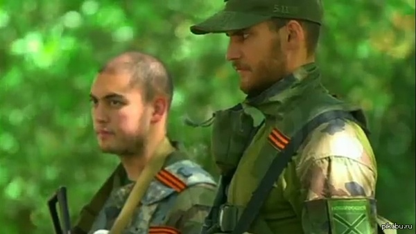 К ополчению Новороссии примкнули добровольцы из Франции. Ополчение воистину интернационально.   (Информация в комментариях.)