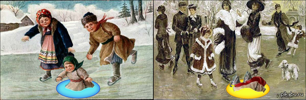 "Еще на Руси дети любили решать головоломки. В ответ на пост: <a href=""http://pikabu.ru/story/surovaya_pravda_2613542"">http://pikabu.ru/story/_2613542</a>"