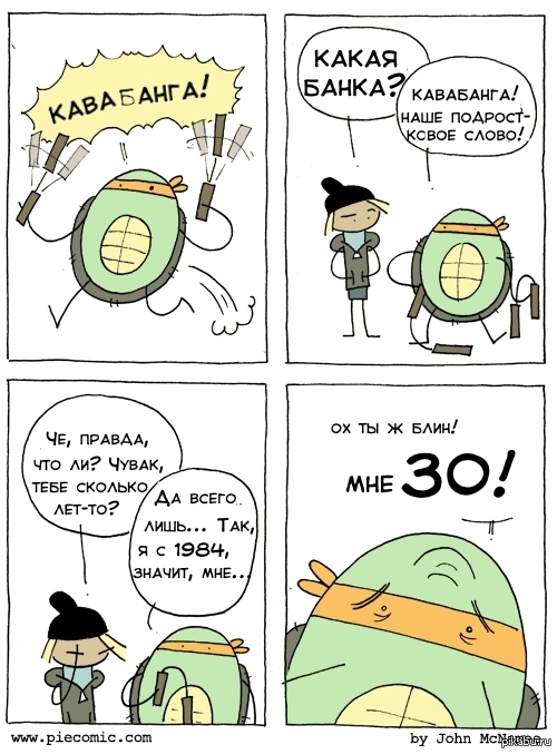 Черепашка-ниндзя