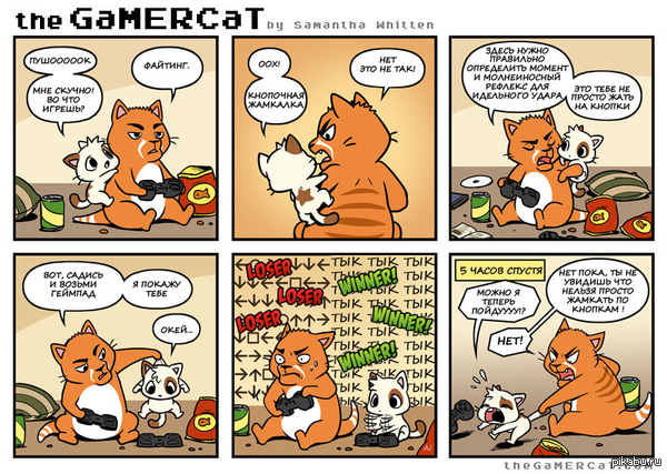 The Gamercat