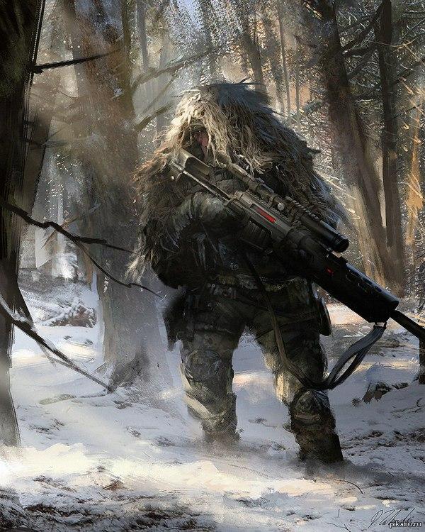 Dog Of War Шикарный рисунок от Darek Zabrocki