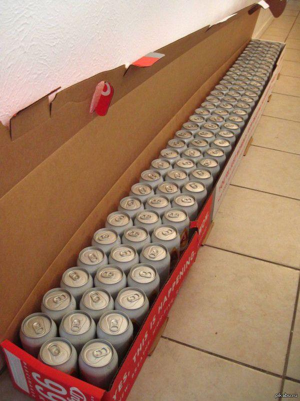 Просто ящик пива. честный копипаст