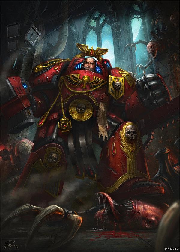 Для фанатов Warhammer 40000, часть 5