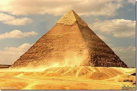 Староники теории заговора нашли доказательство того, что древним Египтом правили масоны