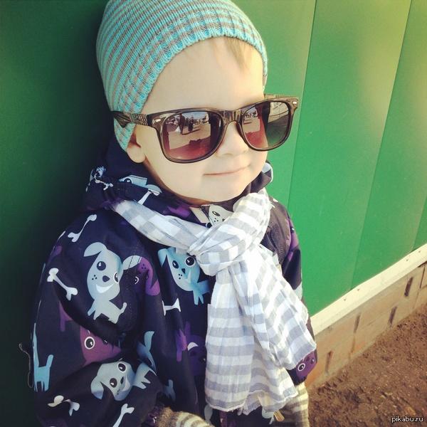 Мой брат идет в садик)