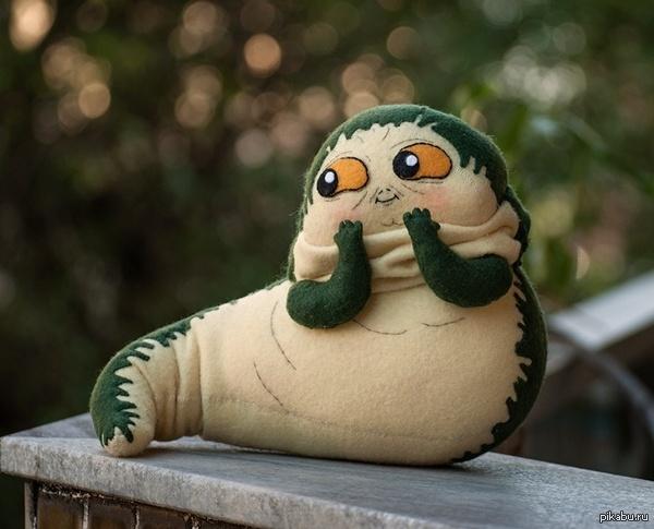 Самая милая игрушка,которую я видел