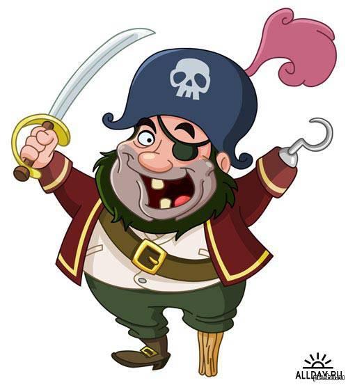 С Международным днем Пирата! С Праздником дорогие одноногие и одноглазые друзья :)   Йо-хо-хо и бутылка рома!
