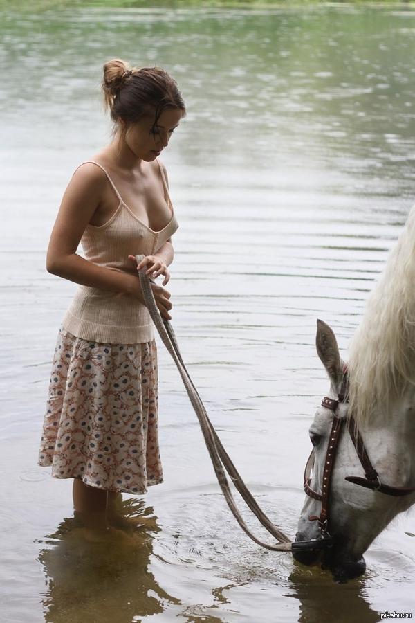 Вдвоём с конём