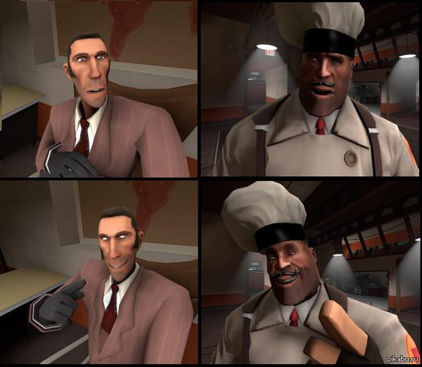 Пулеметчик-расист - Знаешь почему Подрывник стал наемником?   - Нет. Почему?   - Он привык к работе где бьют и командуют.