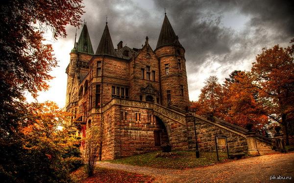 Осенняя Швеция