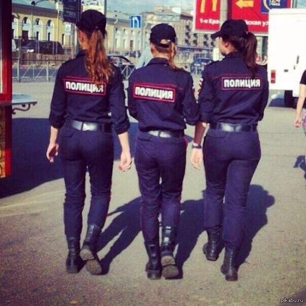 фото девушек-полицейских россии