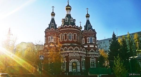 Такой вот у нас Казанский Собор