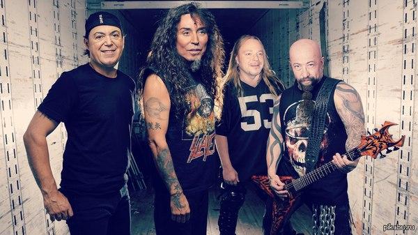 Хеви-метал по-русски.