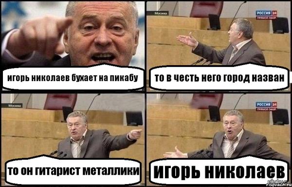 Жириновский о Николаеве