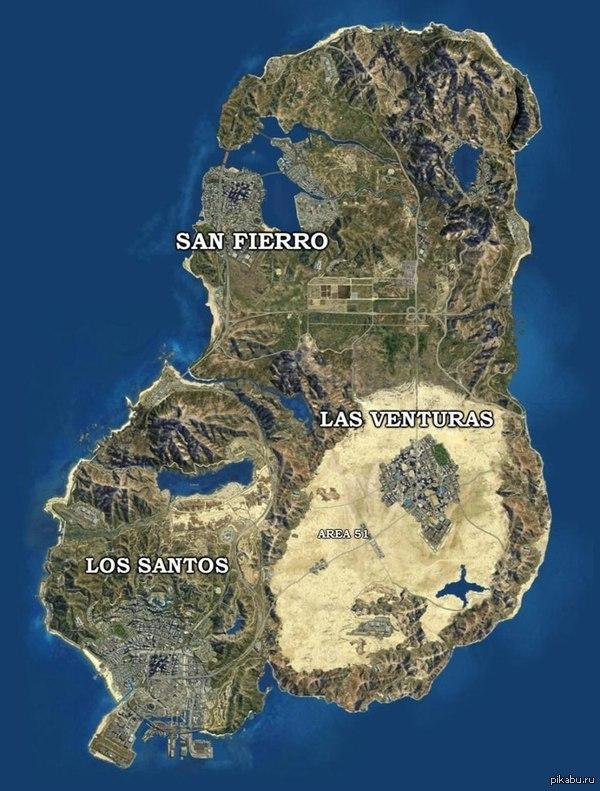 """""""У нас есть большие планы"""", говорили они Насчет приключений Майкла, Франклина и Тревора в.. Южном Сан Андреасе."""