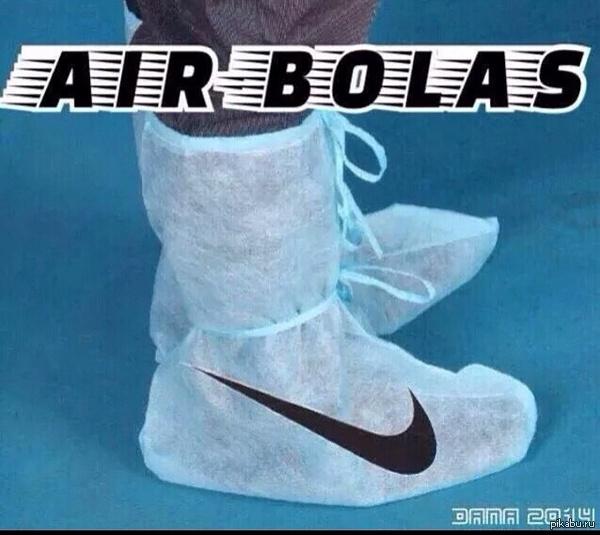 Эбола Вирус вносит свои изменения в жизнь любителей Nike