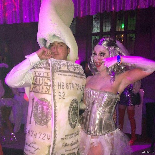 Костюм на хэллоуин. вечеринка Playboy Halloween Party