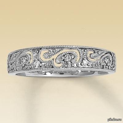 Вот такое обручальное кольцо! от такое обручальное кольцо заказал для своей невесты) как вам задумка?)