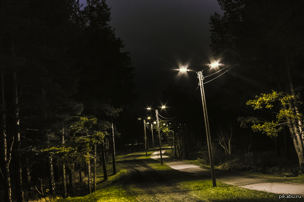 "Вечер в парке А у нас такой вот вечер <a href=""http://pikabu.ru/story/vecherom_v_parke_2779528"">http://pikabu.ru/story/_2779528</a>"