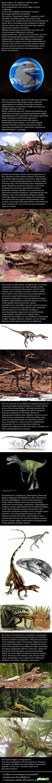 Динозавры Хищные динозавры триасового периода