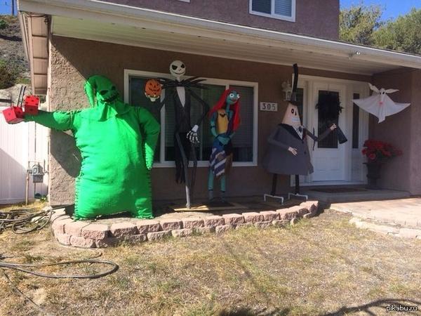 """""""К хэллоуину готов!"""""""