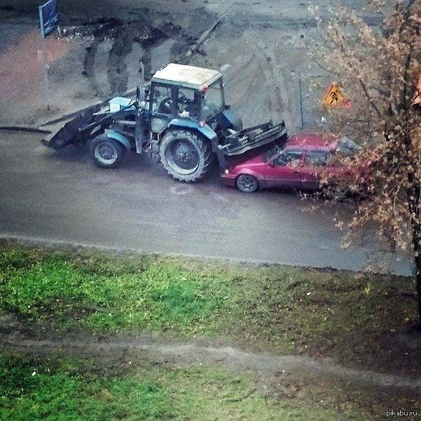 Суровая мойка машин